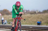 3th place GC and Green Jersey winner: Alexander Kristoff (NOR/Katusha Alpecin)<br /> <br /> 3 Days of De Panne 2017<br /> afternoon stage 3b: ITT De Panne-De Panne (14,2km)
