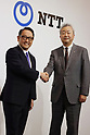 Toyota Motor and NTT Group will form a business and capital alliance
