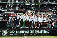 Portland Thorns FC v NJ/NY Gotham City FC, May 8, 2021