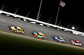 #20: Erik Jones, Joe Gibbs Racing, Toyota Camry DeWalt #18: Kyle Busch, Joe Gibbs Racing, Toyota Camry M&M's
