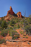 View from Cibola Trail, near Sedona, Arizona