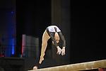British Gymnastics Championships 2017<br /> The Liverpool Echo Arena<br /> Jolie Ruckley Cardiff Olympic Gymnastics<br /> 24.03.17<br /> ©Steve Pope - Sportingwales
