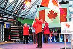 Jean Labonte, Vancouver 2010.<br /> Highlights from the flag bearer announcement and pep rally // Faits saillants de l'annonce du porte-drapeau et du rassemblement d'encouragement. 03/10/2010.