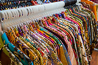 Central Market, Clothing for Sale,  Kuala Lumpur, Malaysia.