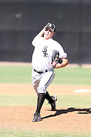 Justin Collop - Chicago White Sox - 2010 Instructional League.Photo by:  Bill Mitchell/Four Seam Images..