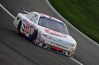 Feb 22, 2009; Fontana, CA, USA; NASCAR Sprint Cup Series driver Bobby Labonte during the Auto Club 500 at Auto Club Speedway. Mandatory Credit: Mark J. Rebilas-