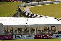 Fitnesszelt - Seefeld 31.05.2021: Trainingslager der Deutschen Nationalmannschaft zur EM-Vorbereitung