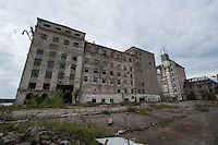 2014/08/31 Abandoned Factory