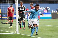 New York City FC vs Atlanta United, May 7, 2017