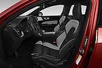 Front seat view of a 2019 Volvo S60 R-Design 4 Door Sedan front seat car photos