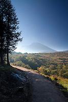 Ben Nevis from the Allt a Mhuilinn Trail, Torlundy Lochaber