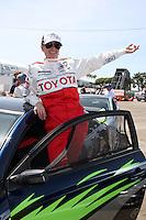 Toyoto ProCeleb Race Press Day 2012