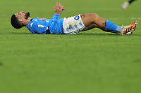 Lorenzo Insigne of SSC Napoli dejection during the Italy Cup football match between SSC Napoli and Empoli FC at stadio Diego Armando Maradona in Napoli (Italy), January 13, 2021. <br /> Photo Cesare Purini / Insidefoto