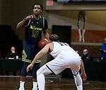 Michigan-Dearborn vs St. Thomas 2018 NAIA Men's Basketball Championship