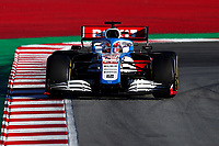 #63 George Russell Williams Racing Mercedes. Formula 1 World championship 2020, Winter testing days #1 2020 Barcelona, 19-21 February 2020.<br /> Photo Federico Basile / Insidefoto