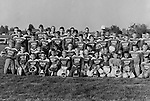 Bethel Park Recreation Football Team; Medicine Chest Recreation Football Team. Some of the team members were; Mike Stewart, Frank Felicetti, John Szot, Victor Tedesco, Bruce Mahoney, and many more.