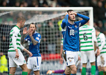 St Johnstone v Celtic…..01.03.20   McDiarmid Park   Scottish Cup Quarter Final<br />Jamie McCart reacts after his header is tipped over by Fraser Forster<br />Picture by Graeme Hart.<br />Copyright Perthshire Picture Agency<br />Tel: 01738 623350  Mobile: 07990 594431