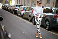 Milan Fashion Week Street Style: Part 3