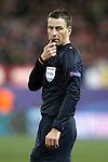 English referee Mark Clattenburg during UEFA Champions League match. March 15,2016. (ALTERPHOTOS/Acero)