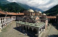 Rilakloster in Bulgarien, Unesco-Weltkulturerbe