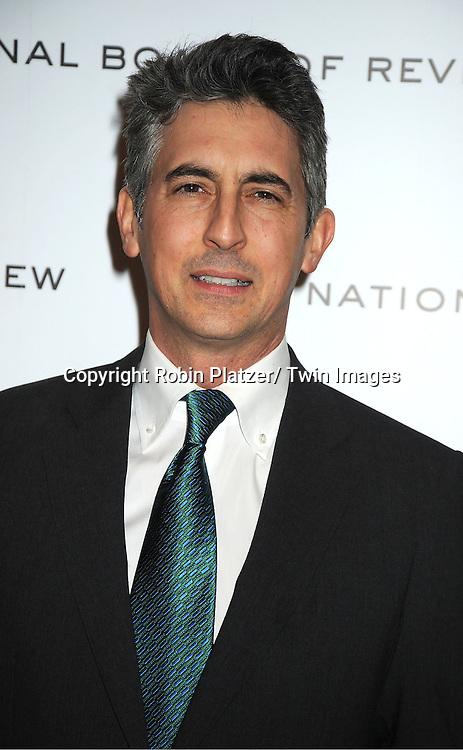 Alexander Payne attends The National Board of Review Film Awards Gala on January 10, 2012 at Cipriani 42nd Street in New York City.