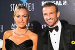 Lujan Arguelles and her boyfriend attend Photocall previous to Starlite Gala 2019. August 11, 2019. (ALTERPHOTOS/Francis González)