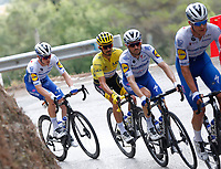 31st August 2020, Nice to Sisteron, France; Tour de France cycling tour, stage 3;  ALAPHILIPPE Julian (FRA) of DECEUNINCK - QUICK - STEP