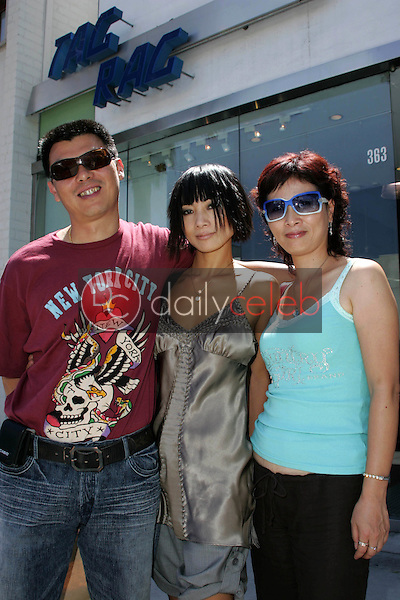 Yu Cho with Bai Ling and Bai Jie<br />at TAG RAG Boutique, Beverly Hills, CA. 08-30-06<br />Dave Edwards/DailyCeleb.com 818-249-4998<br />Exclusive