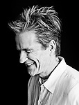 Actor Matthew Modine photographed in New York for the ART & SOUL book to promote arts funding in partnership with The Creative Coalition and Sony.