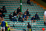 Kerry Substitutes during the Allianz Football League Division 1 South Round 1 match between Kerry and Galway at Austin Stack Park in Tralee.