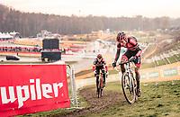 Ryan Kamp (NED/Pauwels Sauzen-Bingoal)<br /> <br /> Superprestige Boom (BEL) 2020<br /> Men's Race<br /> <br /> ©kramon