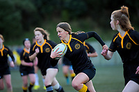 190619 Wellington Girls' Rugby - Wellington Girls' College v Bishop Viard
