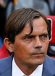 Nederland, Eindhoven, 30 augustus 2015<br /> Eredivisie<br /> Seizoen 2015-2016<br /> PSV-Feyenoord<br /> Phillip Cocu, trainer-coach van PSV