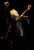 August 1994 File Photo,  Montreal (Qc) CANADA - <br /> Claude Leveillee, Francofolies 1994<br /> Photo :  by Pierre Roussel/ IMAGES DISTRIBUTION