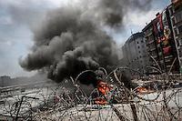 ISTANBUL: CLASHES IN TAKSIM SQUARE (2013)