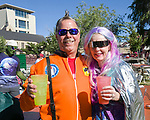 """Ron and Mary during the Pops on the River """"A night at Woodstock"""" concert at Wingfield Park in downtown Reno on Saturday, July 13, 2019."""
