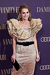 Andrea Pascual attends to Vanity Fair 'Person of the Year 2019' Award at Teatro Real in Madrid, Spain.