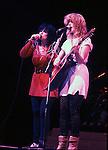 Hwart 1982  Ann Wilson and Nancy Wilson<br /> © Chris Walter
