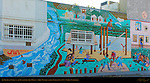 The People of Venice vs. the Developers, the Jaya Mural, Emily Winters and Jaya Collective 1975, Venice, California