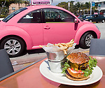 Big Pink Restaurant, Miami, Florida