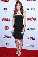 HOLLYWOOD, CA - JUNE 15: Jennifer Carpenter arrives at the premiere screening of Showtime's 'Dexter' Season 8 at Milk Studios on June 15, 2013 in Hollywood, California. (Photo by Celebrity Monitor)