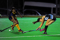 160801 Wellington Girls College Hockey - WEGC v St Mary's College