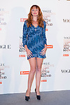 """Cristina Castaño attends the """"VOGUE FASHION NIGHT OUT"""" Photocall at Jose Ortega y Gaset street in Madrid, Spain. September 18, 2014. (ALTERPHOTOS/Carlos Dafonte)"""