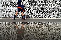 27th September 2020, Roland Garros, Paris, France; French Open tennis, Roland Garros 2020; illustration Roland Garros