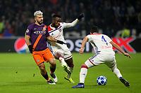 Lyon vs Manchester City 27-11-18