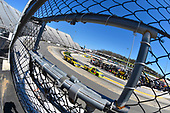 NASCAR Camping World Truck Series<br /> Alpha Energy Solutions 250<br /> Martinsville Speedway, Martinsville, VA USA<br /> Saturday 1 April 2017<br /> Matt Crafton and Cody Coughlin<br /> World Copyright: Nigel Kinrade/LAT Images<br /> ref: Digital Image 17MART1nk04790