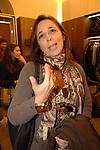 ISABELLA RAUTI<br /> APERTURA STORE FAY A FONTANELLA BORGHESE ROMA 10/2008