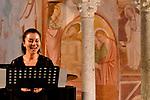 Chiesa San Giovanni del Toro<br /> Conservatorio di Musica 'Benedetto Marcello' di Venezia<br /> Ying Quan, Nabila Dandara, soprano<br /> Giuseppe Grippi, pianoforte<br /> Andrea Vecchiato, flauto<br /> Mario Roveda, violoncello<br /> <br /> Musiche di Debussy, Ravel, Franck