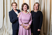 Barbara Bush Houston Literacy Foundation Power of Literacy Luncheon with special guests Julie Andrews and her daughter Emma Walton Hamilton at the Post Oak Hotel on Friday, Octoer 25, 2019