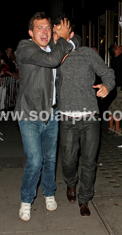 **ALL ROUND PICTURES FROM SOLARPIX.COM**.**WORLDWIDE SYNDICATION RIGHTS**.Departures - the Virgin Unite to end Fistula - Bowl off, held at the All Star Lanes bowling Alley in Queensway, Bayswater, London. Wednesday 5th September 2007...This pic: Orlando Bloom..JOB REF: 4636 SSD     DATE: 05_09_2007.**MUST CREDIT SOLARPIX.COM OR DOUBLE FEE WILL BE CHARGED* *UNDER NO CIRCUMSTANCES IS THIS IMAGE TO BE REPRODUCED FOR ANY ONLINE EDITION WITHOUT PRIOR PERMISSION*